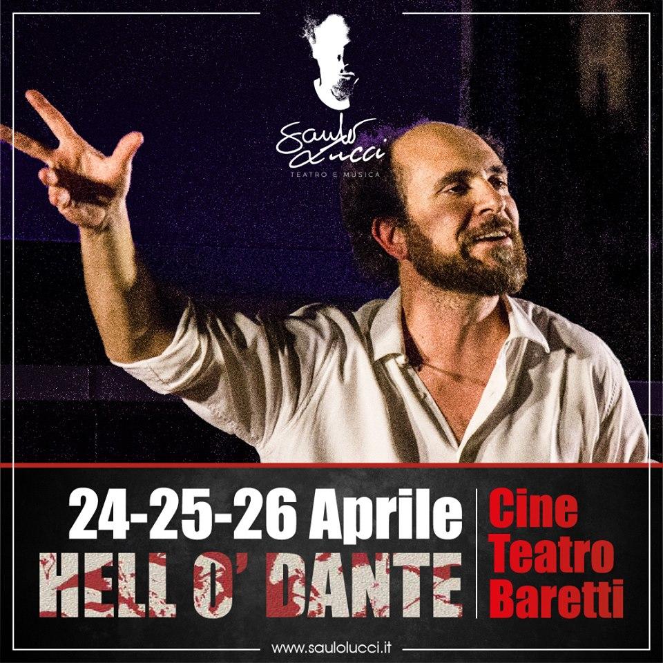 Hell O' Dante CineTeatro Baretti