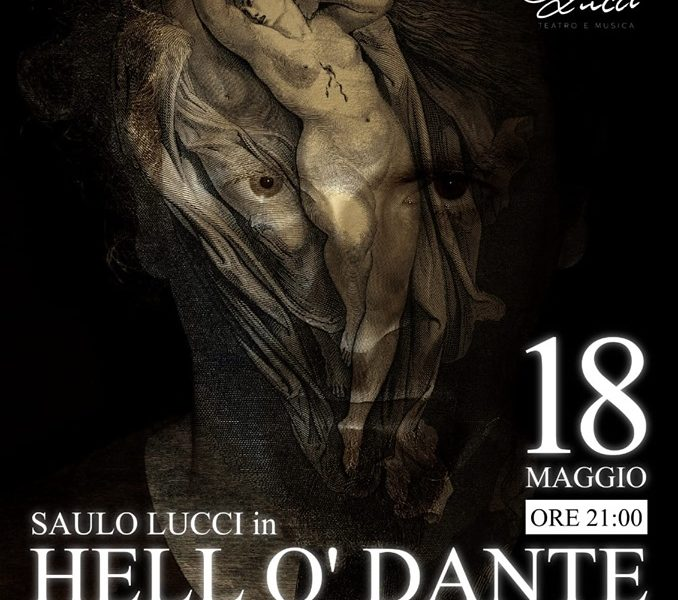Hell O' Dante 18 Maggio – Auditorium Franca Rame Rivalta (TO)