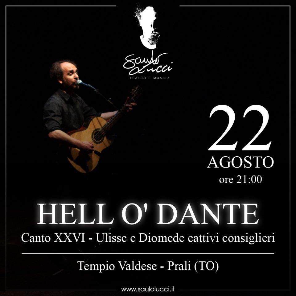 Hell O' Dante a Prali (TO)