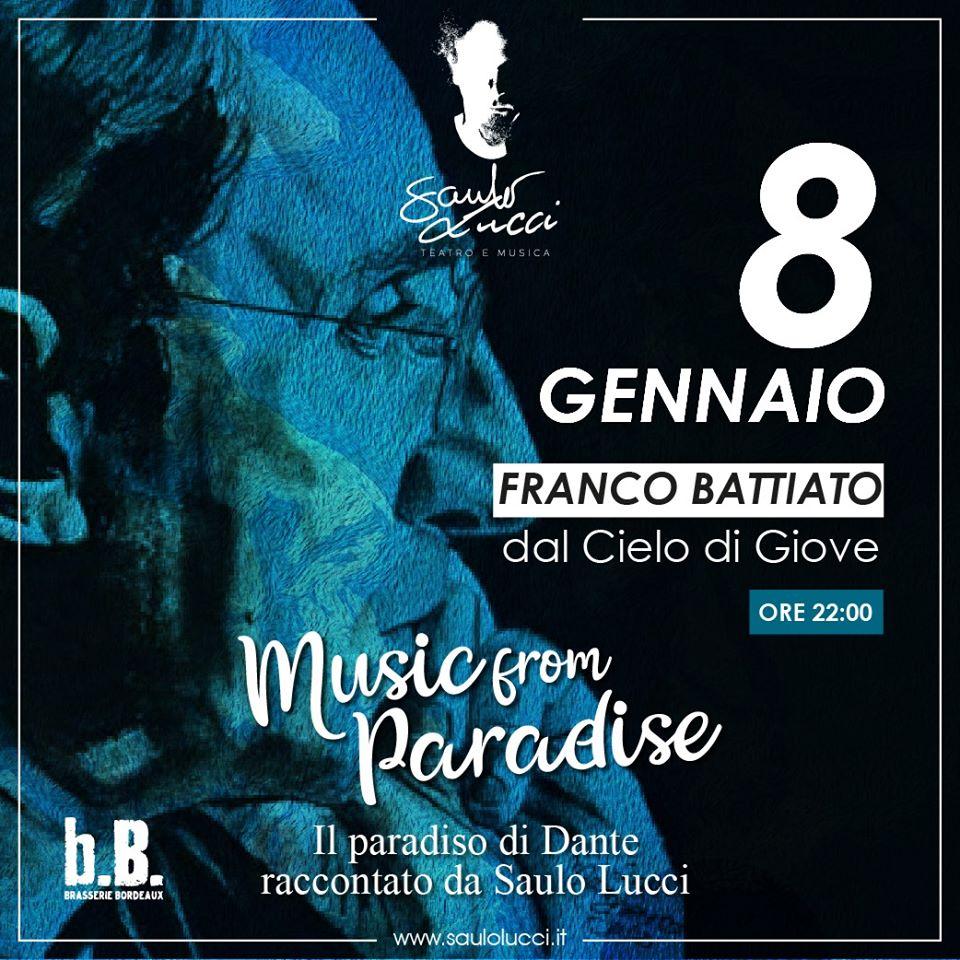 Nuovo appuntamento con Music From Paradise