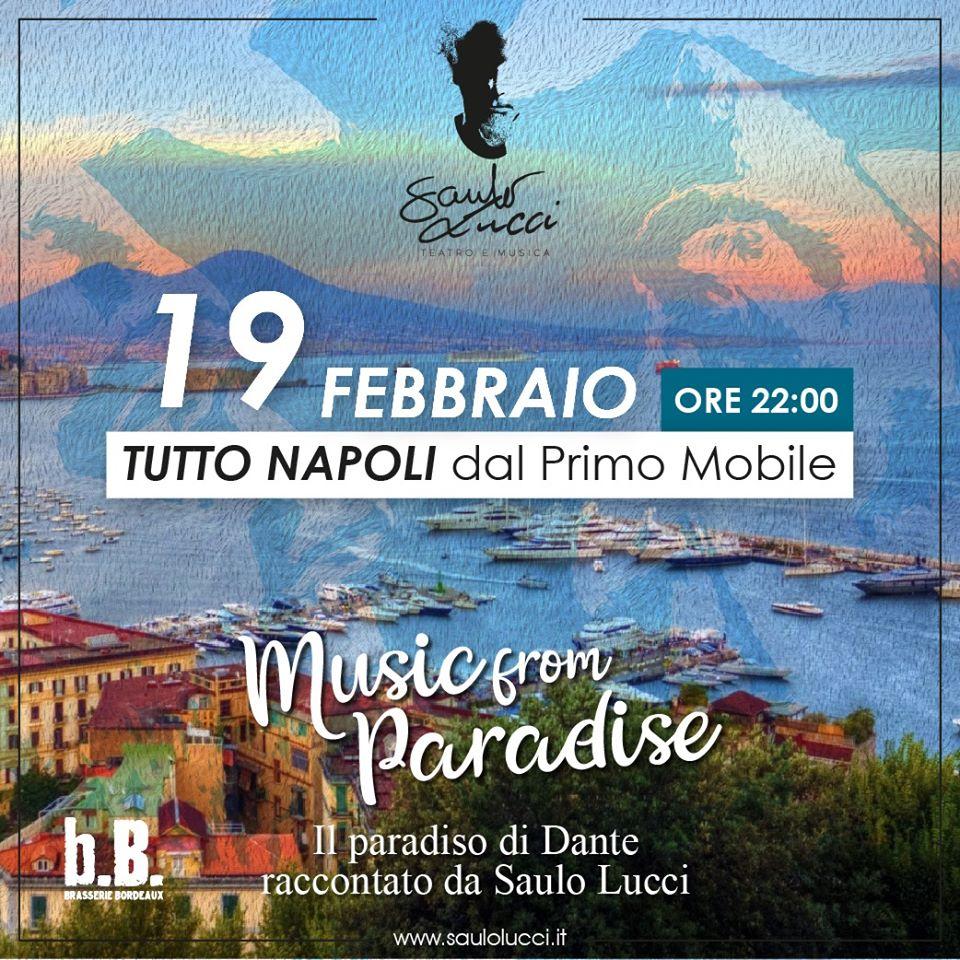 Tutto Napoli in musica alla Brasserie Bordeaux