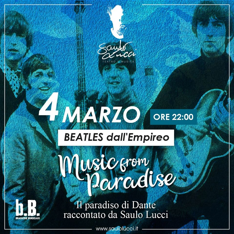 Beatles dall'Empireo