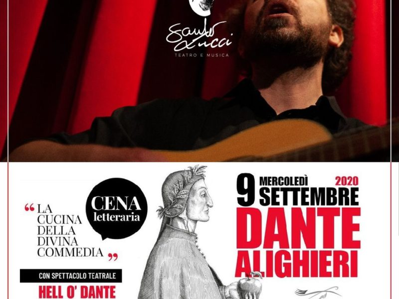Cena letteraria sulla Divina Commedia – Ristorante da Stefano Paganini