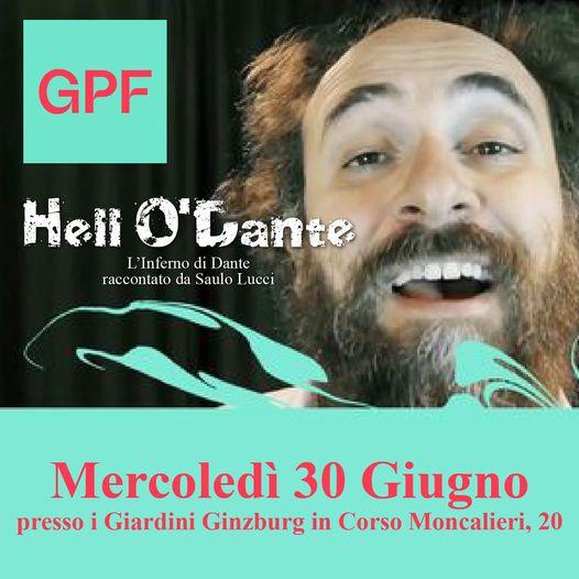 HELL'O DANTE al GINZBURG PARK FESTIVAL